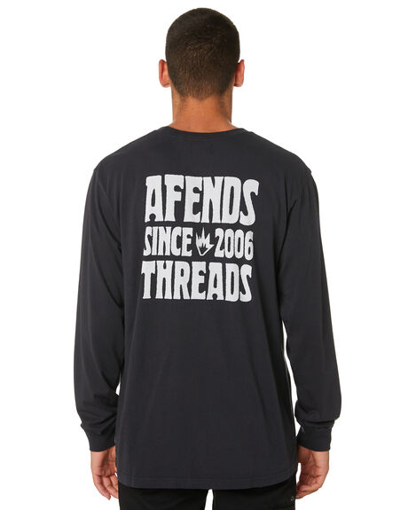 DEEP NAVY MENS CLOTHING AFENDS TEES - M191064DNVY