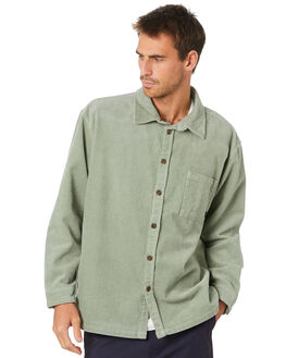 LIGHT SAGE MENS CLOTHING SWELL SHIRTS - S5204166LTSAG