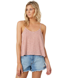 REDWOOD WOMENS CLOTHING RUSTY FASHION TOPS - TSL0579RWD