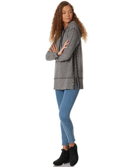 CHARCOAL WOMENS CLOTHING TIGERLILY JUMPERS - T383200CHAAR
