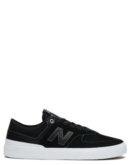 BLACK WHITE MENS FOOTWEAR NEW BALANCE SNEAKERS - NM379BWHBLKW