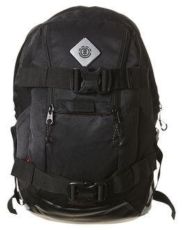 BLACK HEATHER MENS ACCESSORIES ELEMENT BAGS - 176486BLKH