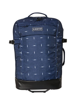 DRESS BLUE BASKET IKAT MENS ACCESSORIES BURTON BAGS + BACKPACKS - 213411401