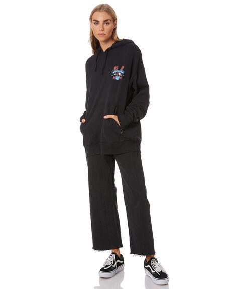 HERITAGE BLACK WOMENS CLOTHING THRILLS JUMPERS - WTW20-223BHBLK