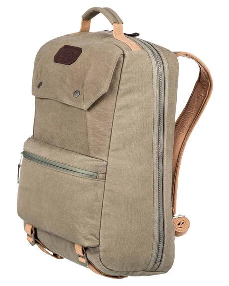 PRALINE MENS ACCESSORIES QUIKSILVER BAGS + BACKPACKS - EQYBP03527-CKQ0