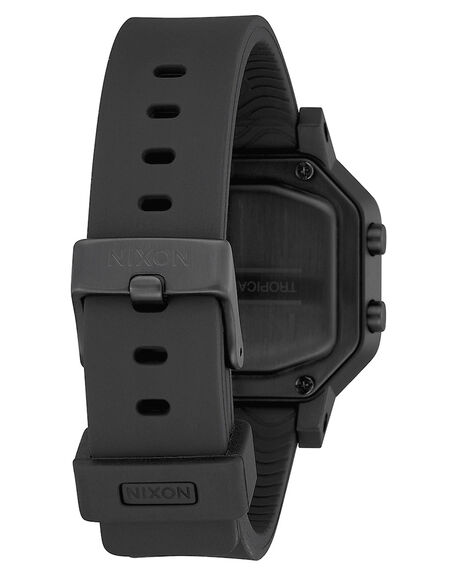ALL BLACK WOMENS ACCESSORIES NIXON WATCHES - A1311-001