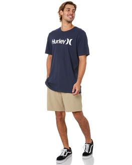 KHAKI MENS CLOTHING HURLEY SHORTS - CK4534235