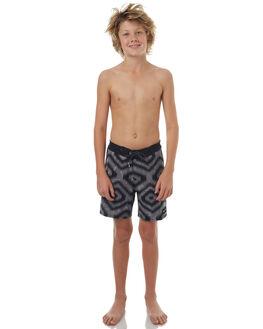 BLACK KIDS BOYS QUIKSILVER BOARDSHORTS - EQBBS03201KVJ6