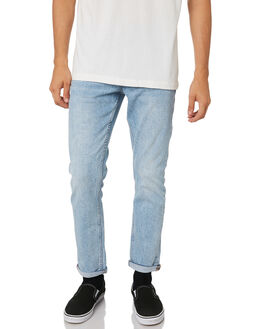 LIGHT THRIFT BLUE MENS CLOTHING THRILLS JEANS - TDP-419LTBLTBLU