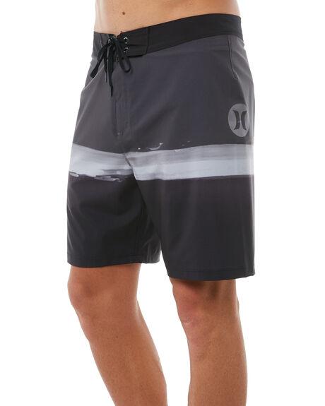 BLACK BLACK MENS CLOTHING HURLEY BOARDSHORTS - AQ2200010