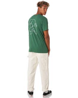 PINE MENS CLOTHING KATIN TEES - TSSKU05PNE