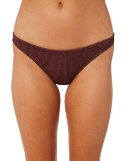RUBY WINE WOMENS SWIMWEAR BILLABONG BIKINI BOTTOMS - 6582582RW2