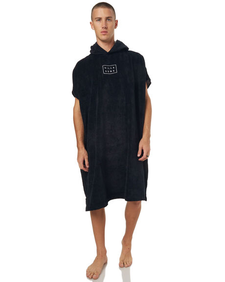 BLACK MENS ACCESSORIES BILLABONG TOWELS - 9672705BLK