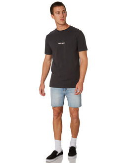 DUSTY BLACK MENS CLOTHING INSIGHT TEES - 5000003618DSBLK