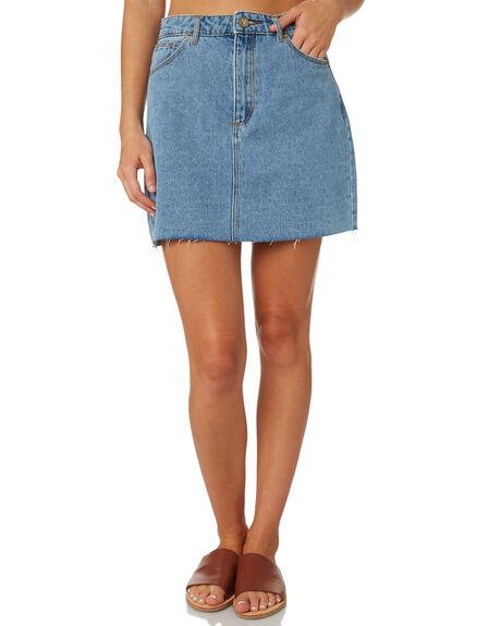 LA BLUES WOMENS CLOTHING ABRAND SKIRTS - 71142-396