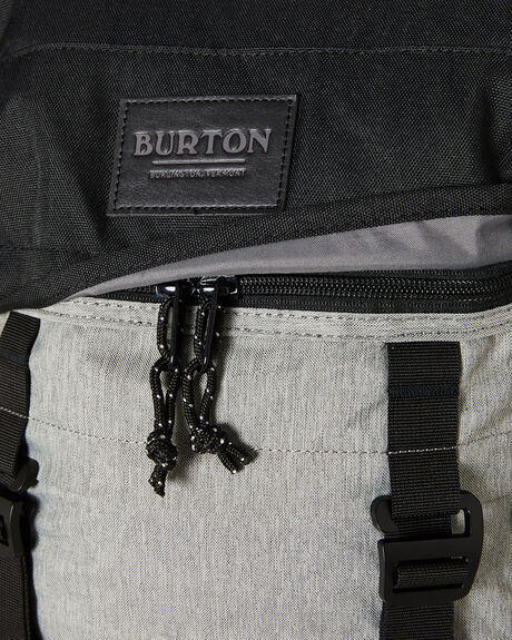 GRAY HEATHER MENS ACCESSORIES BURTON BAGS + BACKPACKS - 13655102020