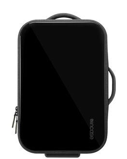 BLACK MENS ACCESSORIES INCASE BAGS - CL90001BLK