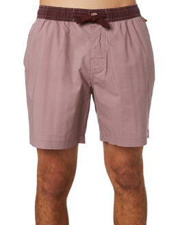 WINE MENS CLOTHING THE CRITICAL SLIDE SOCIETY BOARDSHORTS - BS1941WNE