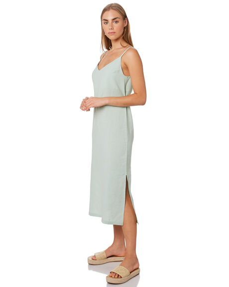 MOSS GREY OUTLET WOMENS SWELL DRESSES - S8202454MOSS