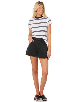 OLD BLACK WOMENS CLOTHING ROLLAS SHORTS - 12796-825
