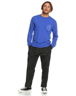 MEDIUM GREY HEATHER MENS CLOTHING QUIKSILVER PANTS - EQYNP03183-KPVH