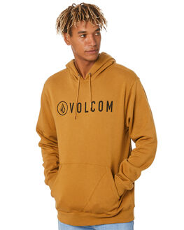 RUST MENS CLOTHING VOLCOM JUMPERS - A41416R3RST