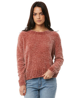 PLUM BERRY OUTLET WOMENS BILLABONG KNITS + CARDIGANS - 6586791PBY