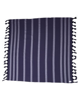 STRIPE WOMENS ACCESSORIES SWELL TOWELS - S81731586STRP