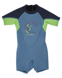 DUSTY BLUE SLATE BOARDSPORTS SURF O'NEILL TODDLER BOYS - 4867DG4