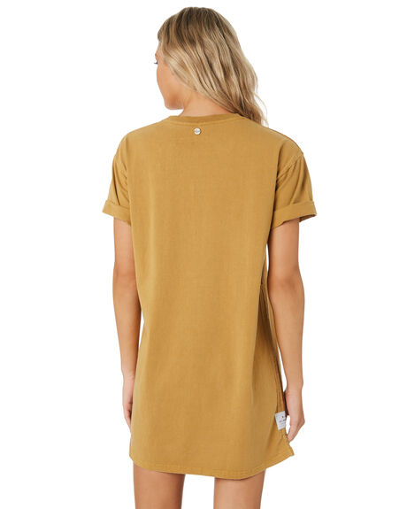 GOLD WOMENS CLOTHING ALL ABOUT EVE DRESSES - 6444035GLD
