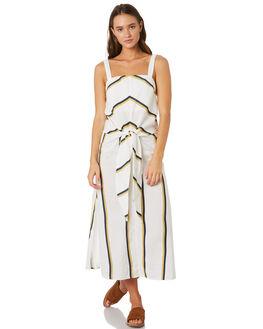 BONNEAU STRIPE WOMENS CLOTHING SANCIA DRESSES - 828ASTRIPE