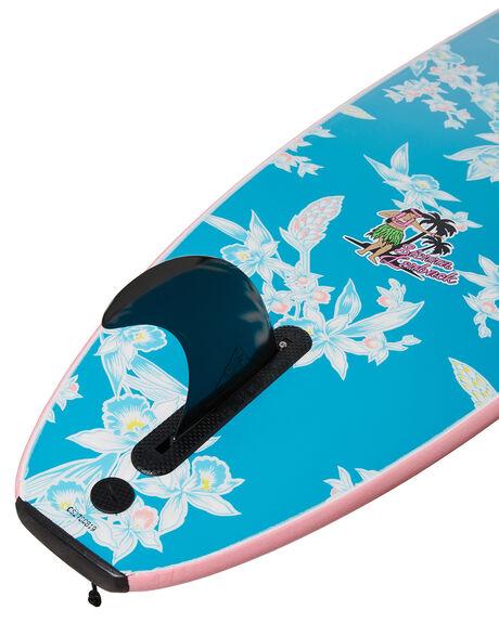 PASTEL PINK BOARDSPORTS SURF CATCH SURF SOFTBOARDS - ODY70PL-SLPK19