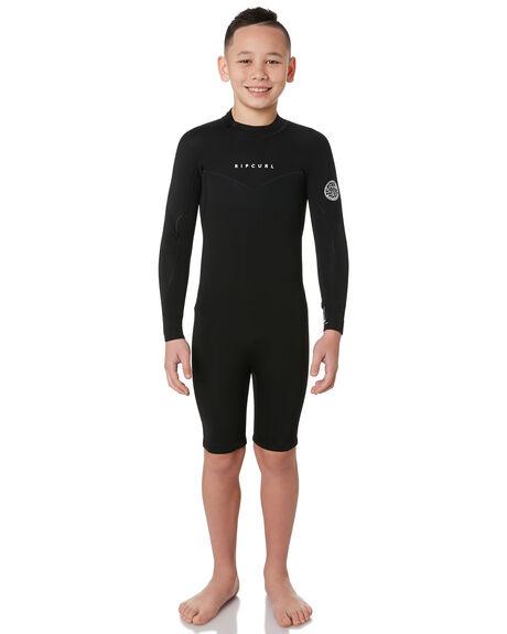 BLACK BOARDSPORTS SURF RIP CURL BOYS - WSP8FJ0090