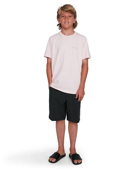 LIGHT PINK KIDS BOYS BILLABONG TOPS - BB-8503029-L29