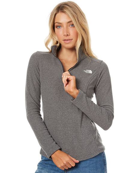 TNF DARK GREY WOMENS CLOTHING THE NORTH FACE JUMPERS - NF0A2REDDYZ