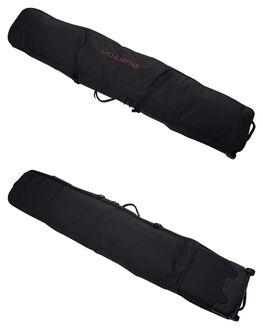 TRUE BLACK BOARDSPORTS SNOW BURTON BAGS - 109931TRBLK