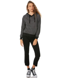 CHAR BLACK WOMENS CLOTHING SWELL JUMPERS - S8183544CHBLK