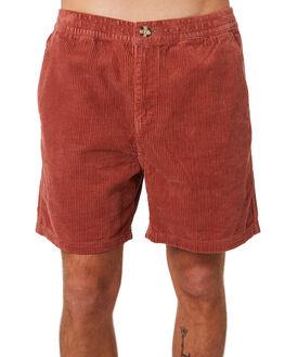 MOHOGANY MENS CLOTHING NO NEWS SHORTS - N5201233MAHOG