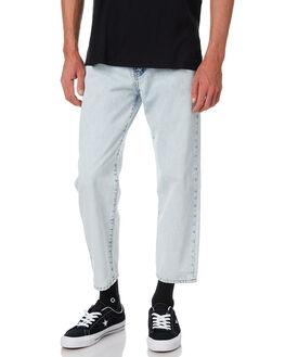 WORN SUPER LIGHT MENS CLOTHING DR DENIM JEANS - 1630114-H65