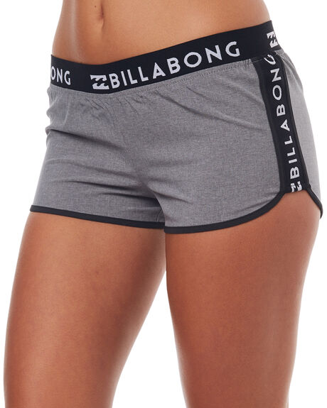 HEATHER WOMENS CLOTHING BILLABONG SHORTS - 6571365HEA
