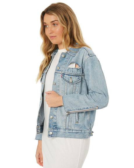 ZIP BY WOMENS CLOTHING LEVI'S JACKETS - 58818-0000ZIPBY
