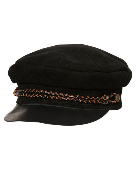 BLACK WOMENS ACCESSORIES BRIXTON HEADWEAR - 00312BLK