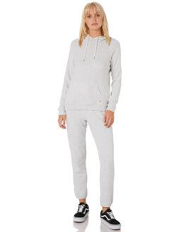LIGHT GREY WOMENS CLOTHING VOLCOM PANTS - B1111801LGR