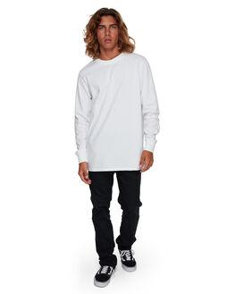 WHITE MENS CLOTHING BILLABONG TEES - BB-9591174-WHT