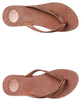 COPPER WOMENS FOOTWEAR BILLABONG THONGS - 6661858COP