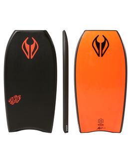 BLACK SURF BODYBOARDS NMD BODYBOARDS BOARDS - N18NJOY43BLBLK