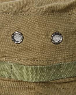 MILITARY MENS ACCESSORIES STUSSY HEADWEAR - ST783008MIL