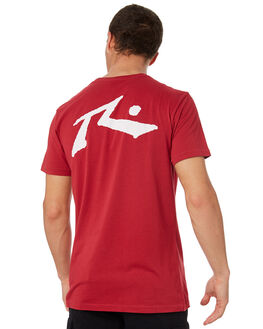 CARMINE MENS CLOTHING RUSTY TEES - TTM1612CMN