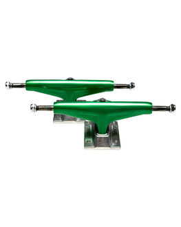 GREEN BOARDSPORTS SKATE TENSOR TRUCKS ACCESSORIES - 10415284GREEN
