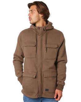 MUSHROOM MENS CLOTHING VOLCOM JACKETS - A5811900MSH